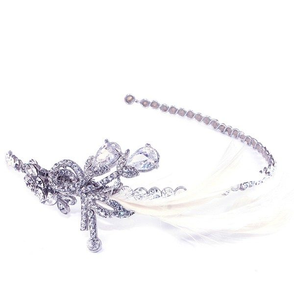 Diadema de Novia Tiffany