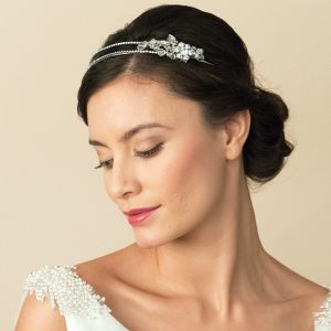 Diadema de Novia Ashley