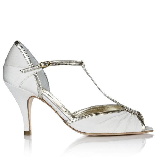 diseño distintivo comprar lujo llega Sandalias de Novia Mimi
