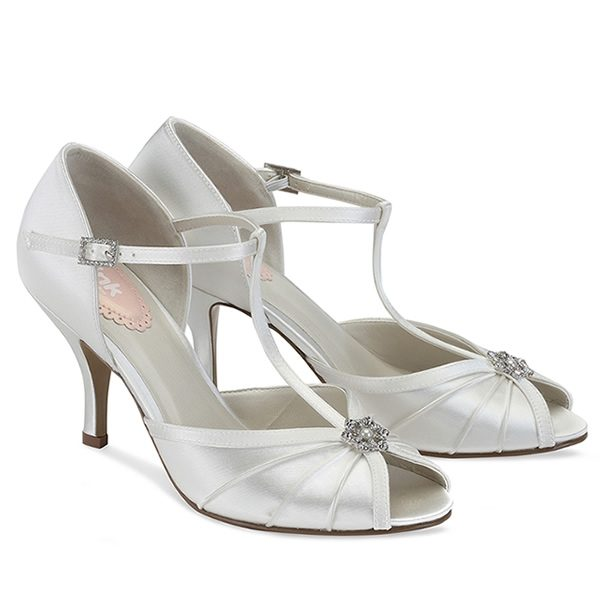 Zapatos de Novia Perfume