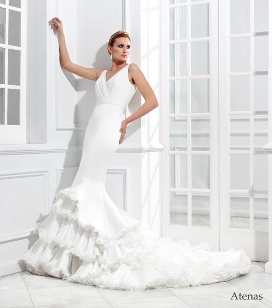 Vestidos novia gitana barcelona