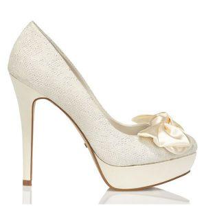 Zapatos de Novia Faunia