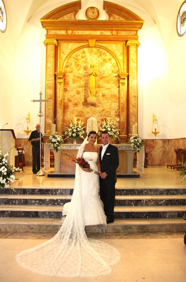 la boda de césar y mónica en minglanilla, cuenca - egovolo