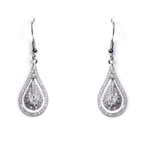 Pendientes de Novia Fifth Avenue