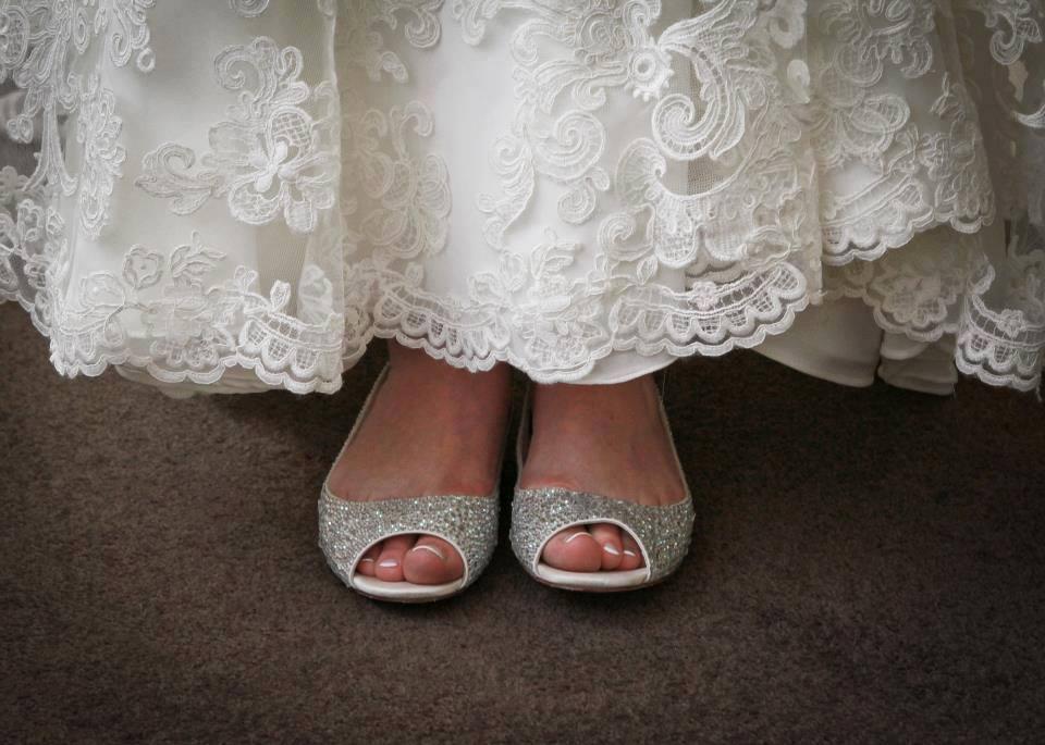 zapatos de novia planos - egovolo