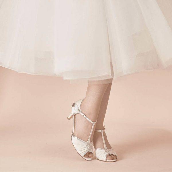 Zapatos de Novia Matilda