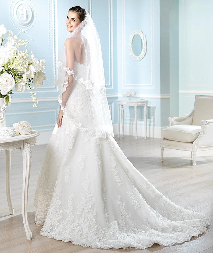 Vestidos de novia en america