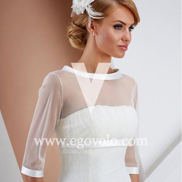 d988d33e0c Un look de novia ideal para casarse en la playa - EGOVOLO