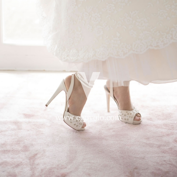 nueva colección de zapatos de novia 2015 de charlotte mills - egovolo