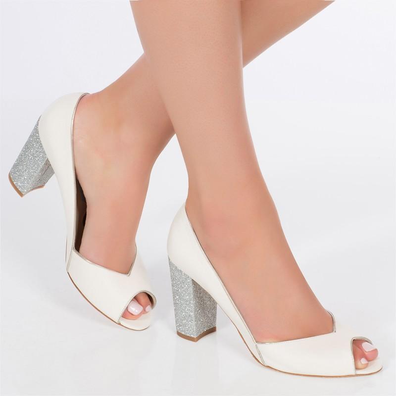zapatos de novia andrea plata - egovolo