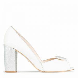 Zapatos de Novia Andrea Plata