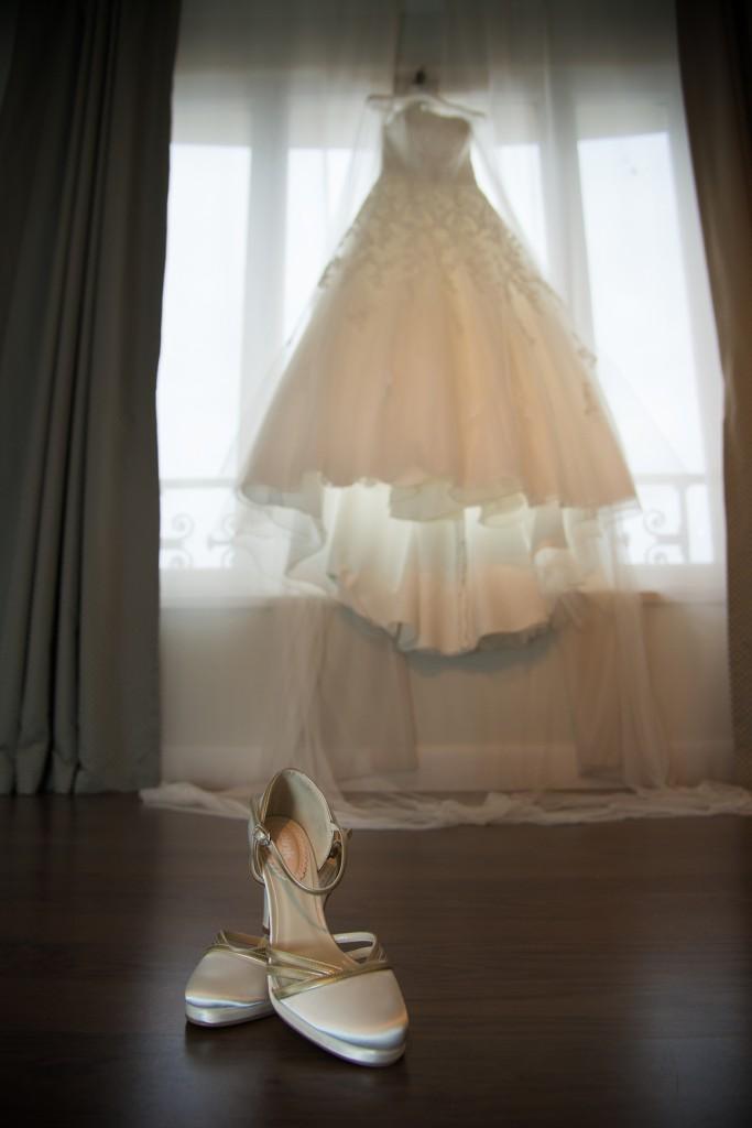 Zapatos de novia Bunting de Pink