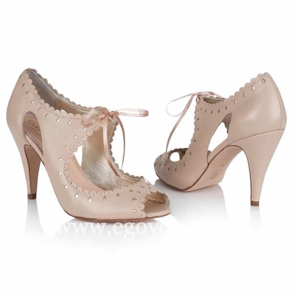 zapatos de novia rachel simpson colección 2016 - egovolo