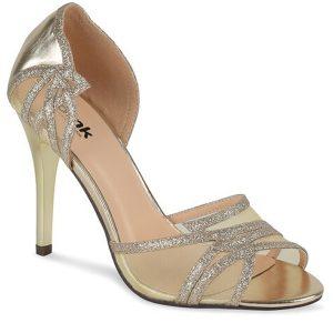 Zapatos de Novia Lara Oro