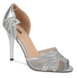 Zapatos de Novia Lara Plata