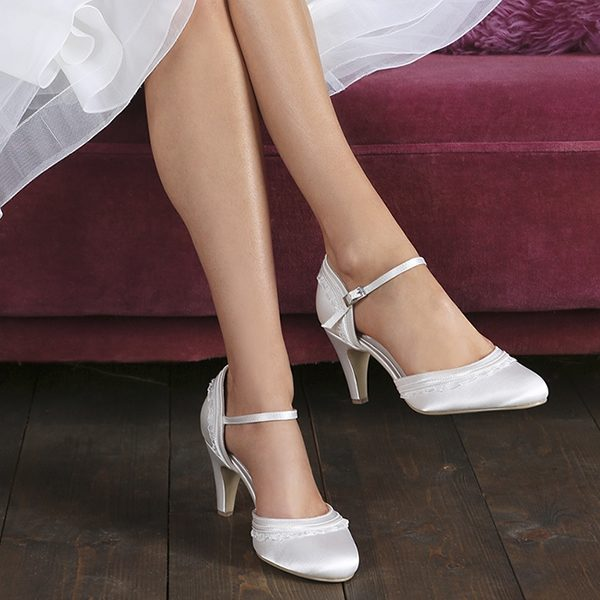 Zapatos de Novia Frill