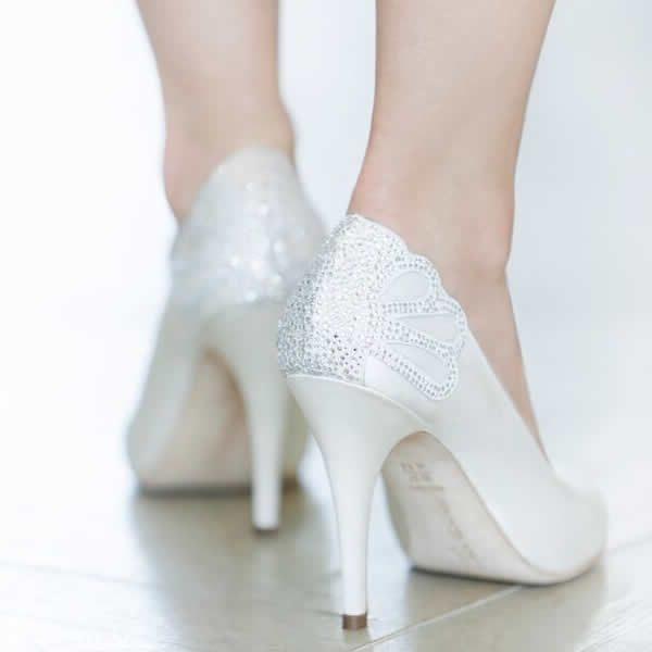 Zapatos de Novia Holdford