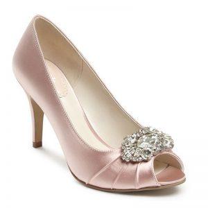 Zapatos de Novia Tender Rosa