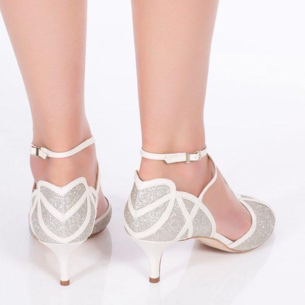 Zapatos de Novia Cora