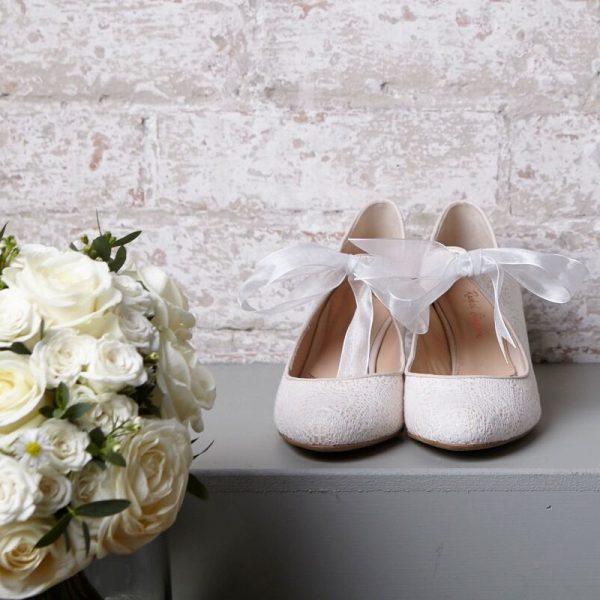 Zapatos de Novia Tabitha