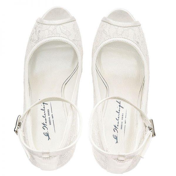 Zapatos de Novia Leila