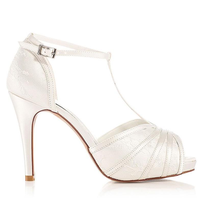 Scarlett De Zapatos Novia Zapatos De Novia 8wkPN0XZnO