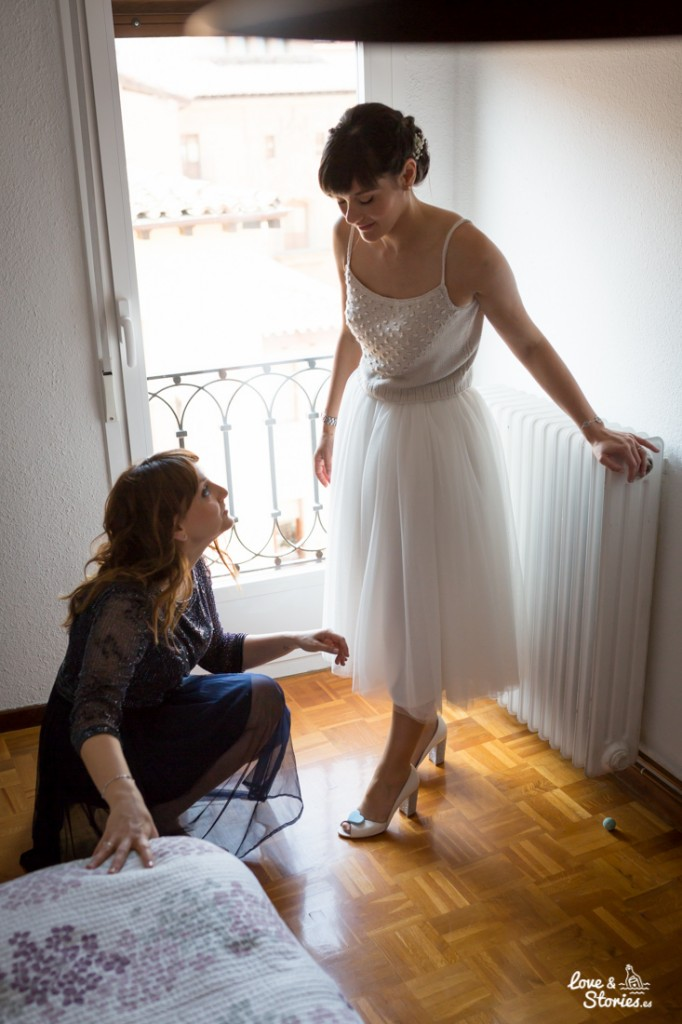 la boda de césar y esther en logroño - egovolo