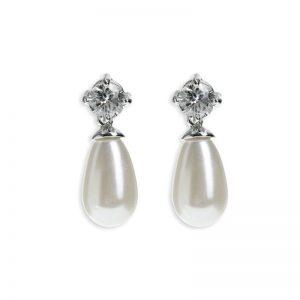 Pendientes de Novia Imperial Pearl
