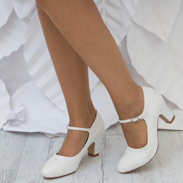 Zapatos de Novia Agnesy