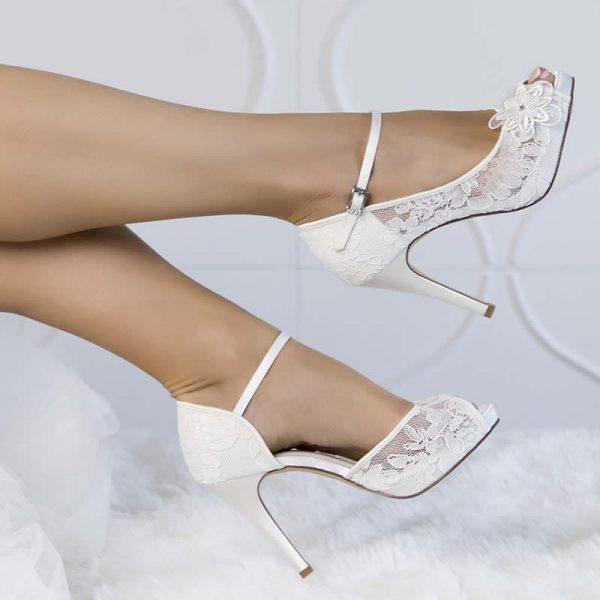 Zapatos de Novia Lola