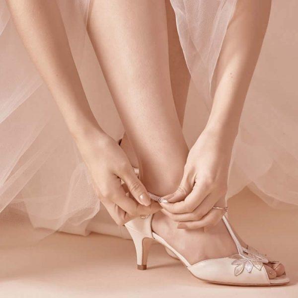 Zapatos de Novia Isla