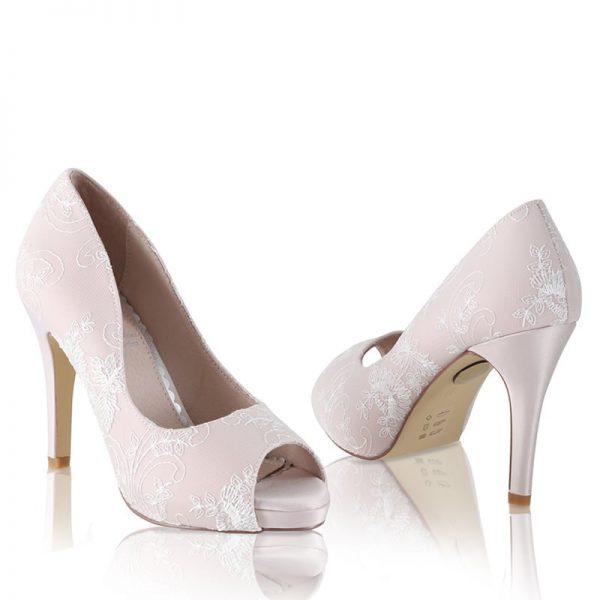 Zapatos de Novia Celia Rosa