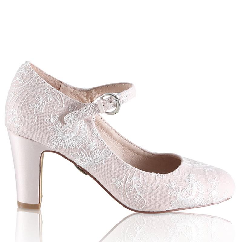 Martha De Novia Rosa Zapatos Zapatos Martha De Novia A4jRL35q