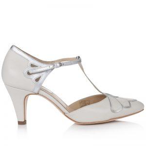 Zapatos de Novia Gardenia