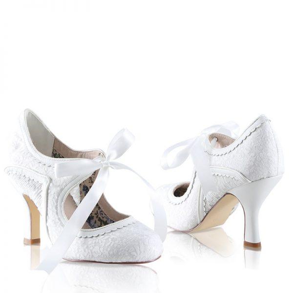 Zapatos de Novia Bianca