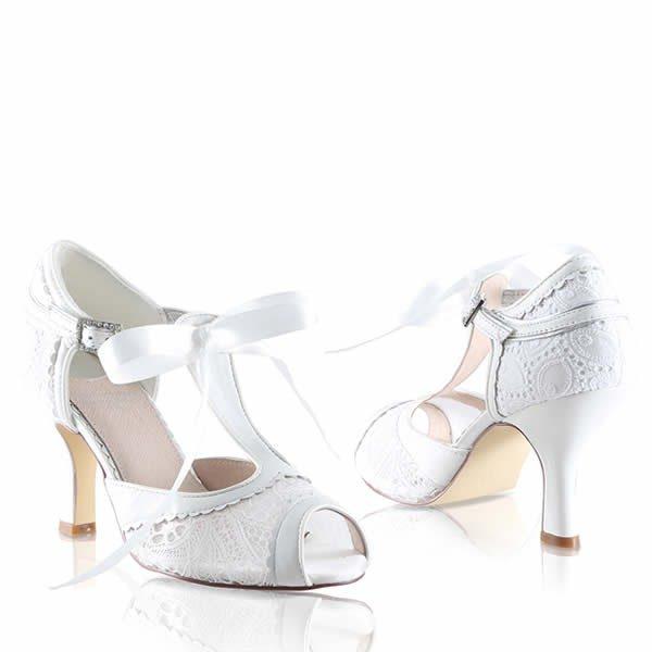 Zapatos de Novia Verónica