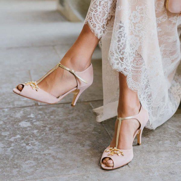 Zapatos de Novia Amalia