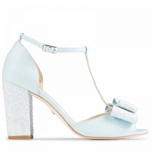 Zapatos de Novia Cindy Blue