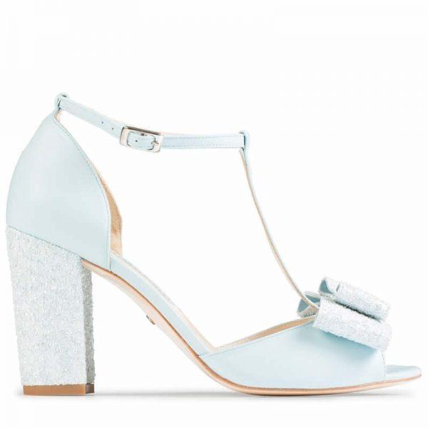 Zapatos de Novia Cindy Blue