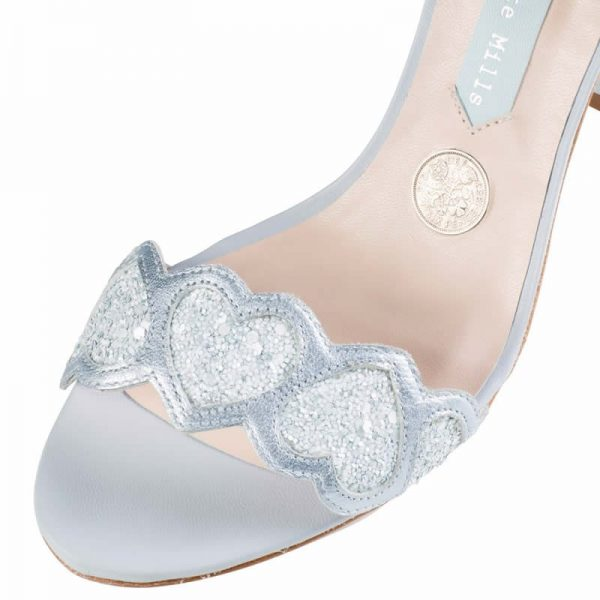 Zapatos de Novia Lottie Blue