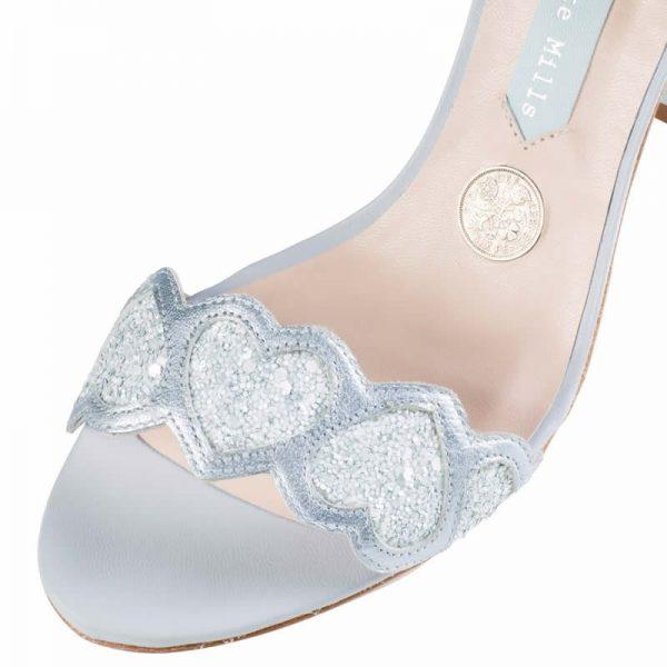 Zapatos de Novia Lottie Blue