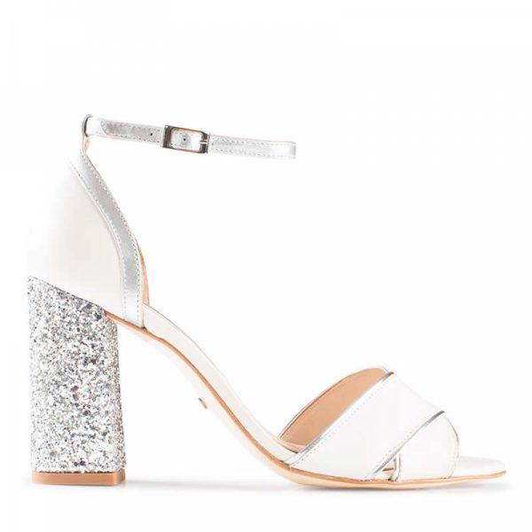 Zapatos de Novia George Silver